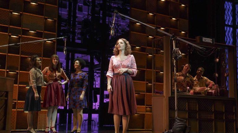 Jessie Mueller stars in