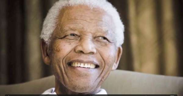Nelson Mandela spent nearly a third of his life as a prisoner of apartheid before leading South Africa in a relatively peaceful transition of power that inspired the world. The iconic figure died Thursday at the age of 95. AP video. (Dec. 5, 2013)