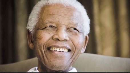 Nelson Mandela spent nearly a third of his
