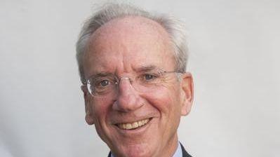 Outgoing East Hampton Republican Supervisor Bill Wilkinson.