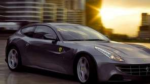 The 2014 FF is the first Ferrari with