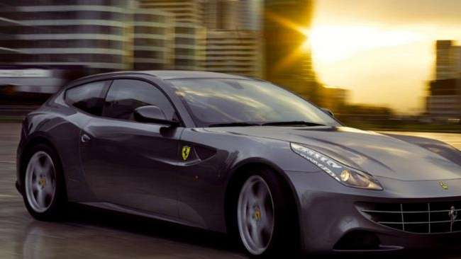 2017 Ferrari Ff Resembles Minivan But Travels At 208 Mph
