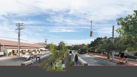A proposal by Interboro Partners planners of Brooklyn