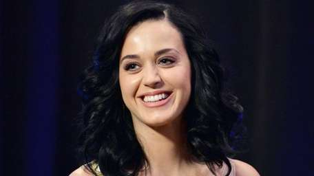 Katy Perry at a UNICEF event in Manhattan,