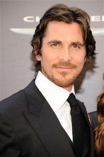 Christian Bale, born Jan. 30, 1974.