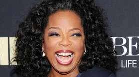 Oprah Winfrey, born Jan. 29, 1954.
