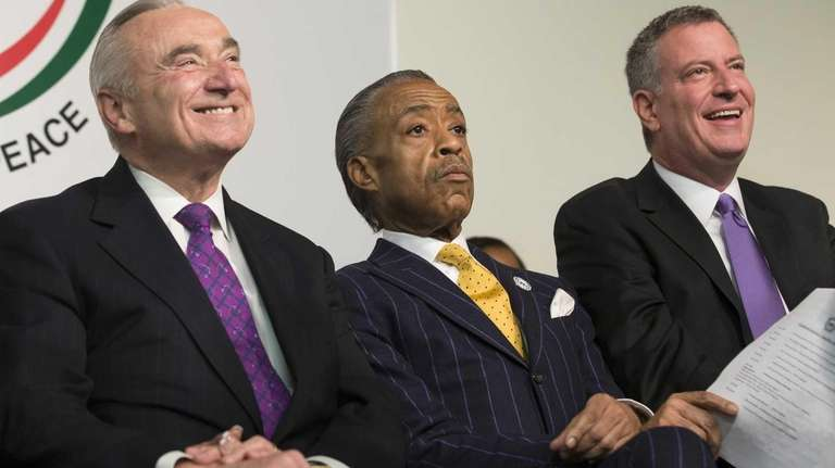 Rev. Al Sharpton, president of the National Action