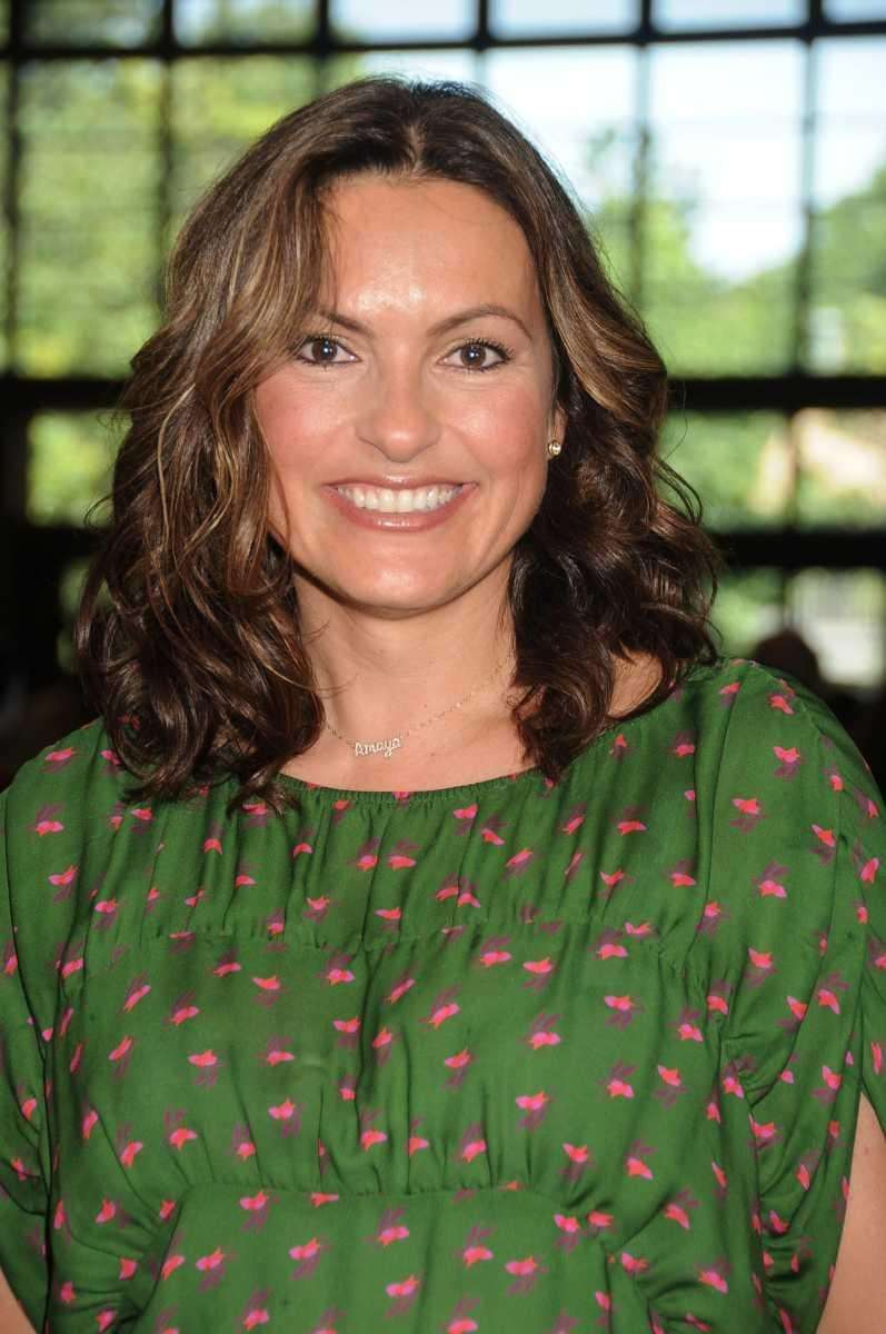 Mariska Hargitay, born Jan. 23, 1964.