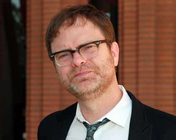 Rainn Wilson, born Jan. 20.