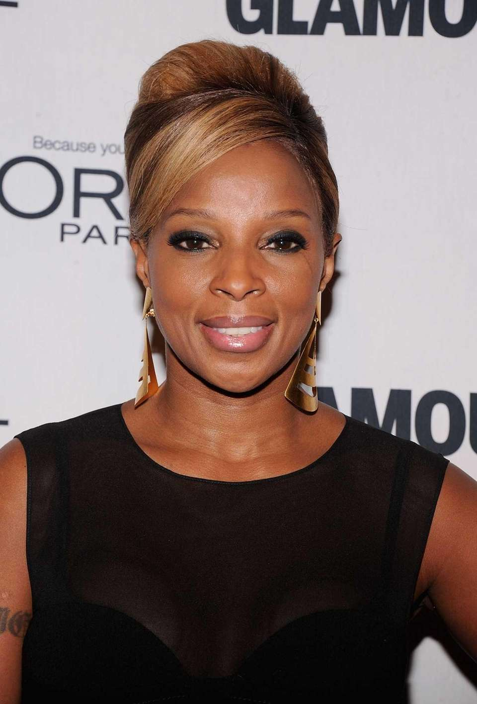 Mary J. Blige, born Jan. 11.