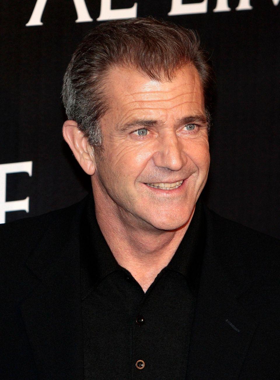 Mel Gibson, born Jan. 3.