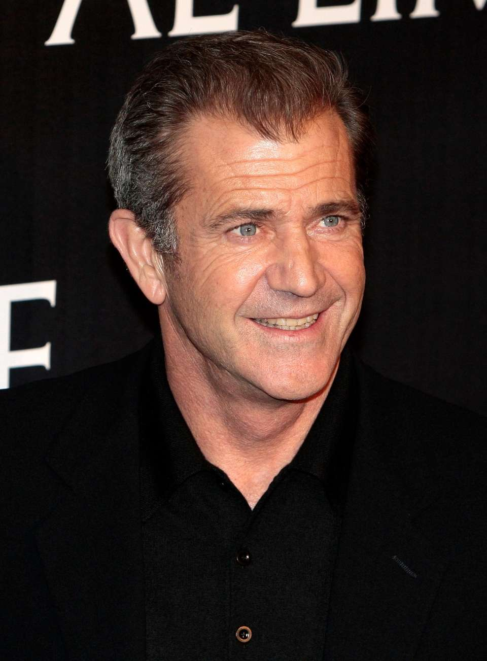 Mel Gibson, born Jan. 3, 1956.