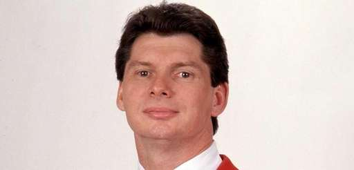 Back in the '80s Vince McMahon appeared to