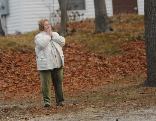 Yaphank Presbyterian Church parishioner Audrey Kessler said she