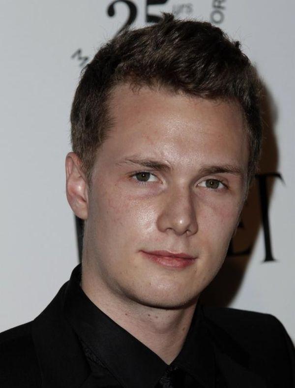 Barron Hilton, the brother of socialite Paris Hilton,