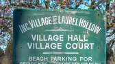 Village Hall of Laurel Hollow is located in