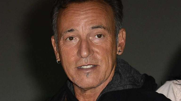Bruce Springsteen after the