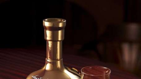 The limited-release beer, Sam Adams Utopia, was introduced