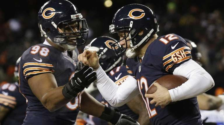 reputable site 93bc0 cc418 Chicago Bears beat Dallas Cowboys on Mike Ditka Day | Newsday
