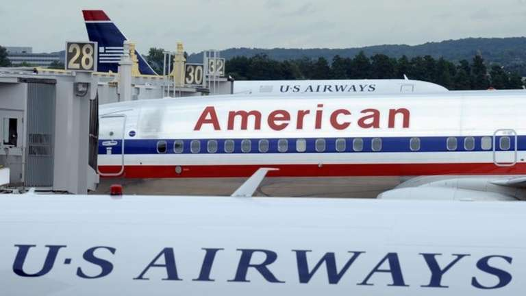 American Airlines and US Airways have completed their