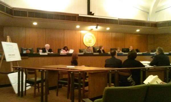 The Hempstead Town board unanimously approved raises for
