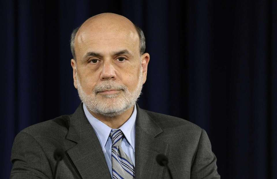 2009: Federal Reserve Chairman Ben Bernanke