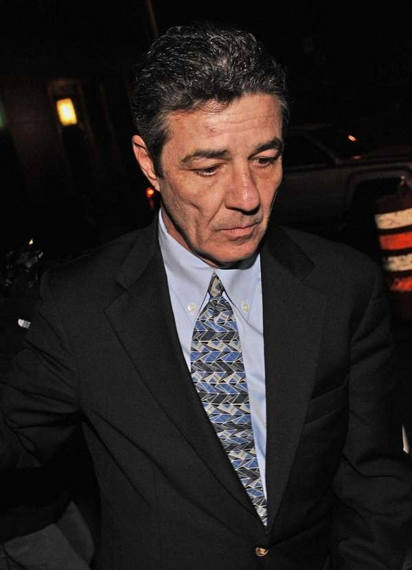 Frank DePascali, former chief financial officer of Bernard