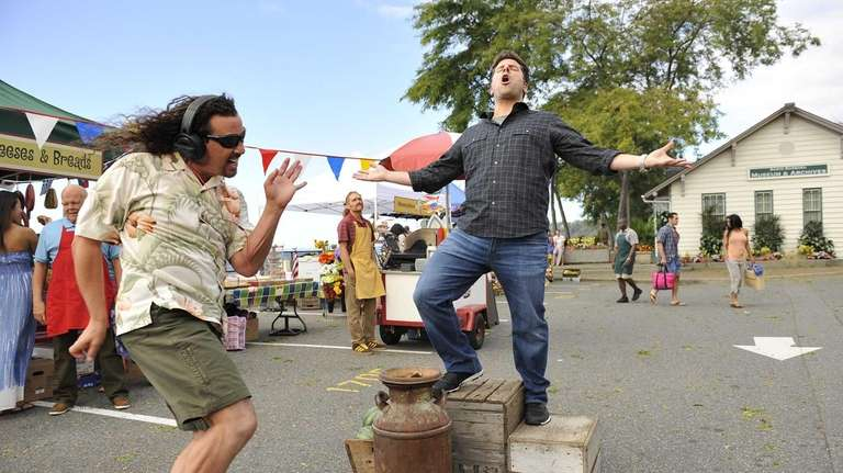 James Roday as Shawn Spencer in