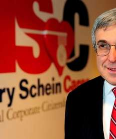 Henry Schein chief executive Stanley Bergman