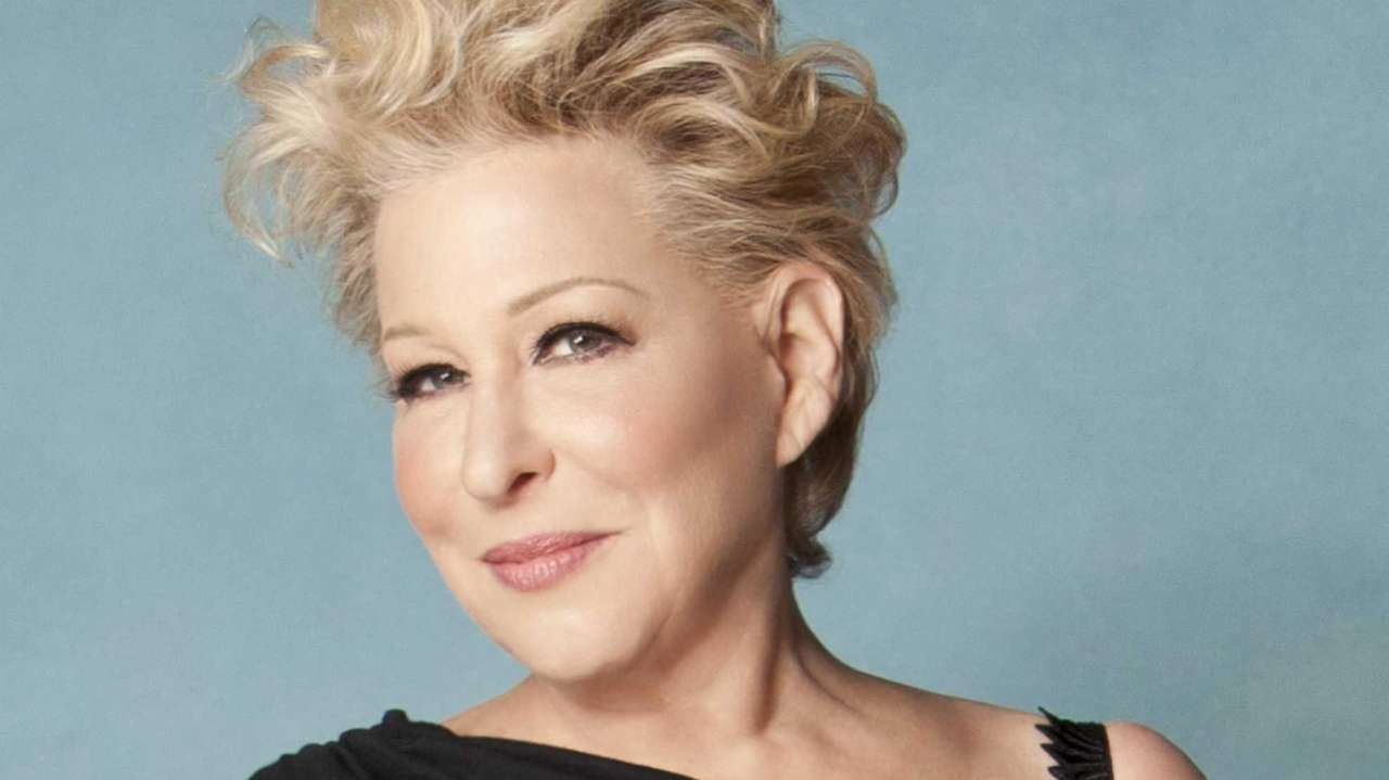 Bette Midler returned to Broadway in John Logan's