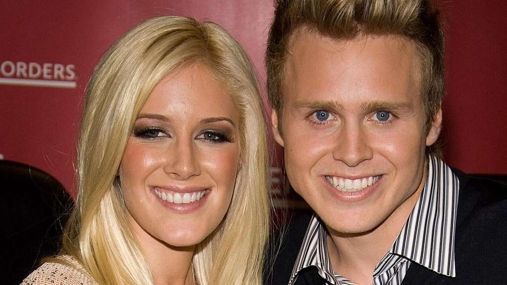 Heidi Montag and Spencer Pratt promote their book