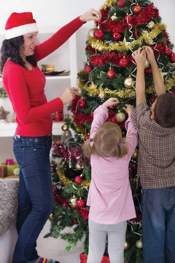 Keep your family safe from injury this holiday