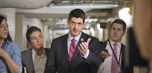 House Budget Committee Chairman Rep. Paul Ryan, R-Wis.,