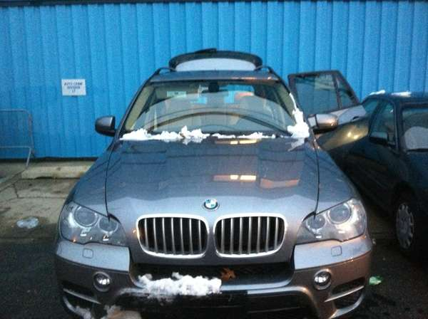 This BMW is one of dozens stolen by