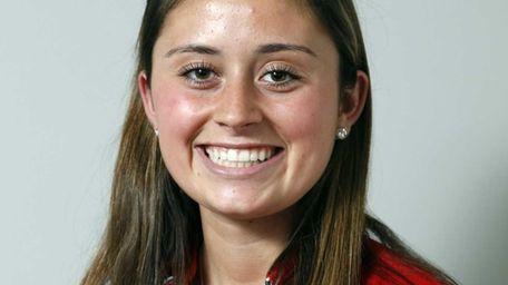 Sachem East's Katie Trombetta signed with Michigan, Wednesday,
