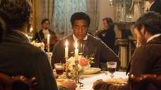 Chiwetel Ejiofor in a scene from
