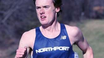 MIKE BRANNIGAN Long Island Runner of the Year