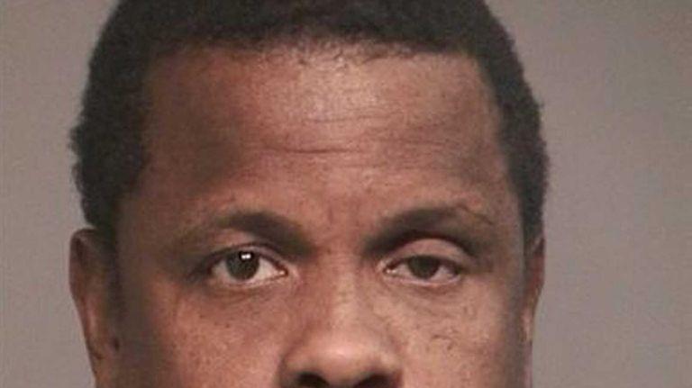 David Banks, 47, of Inglewood, Calif., was arrested