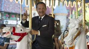 Tom Hanks as Walt Disney in a scene
