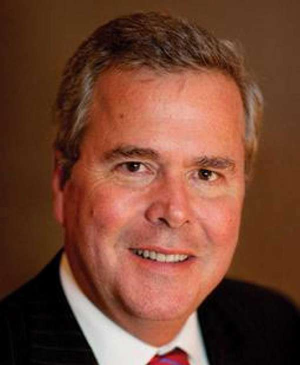 Former Florida Gov. Jeb Bush will be the