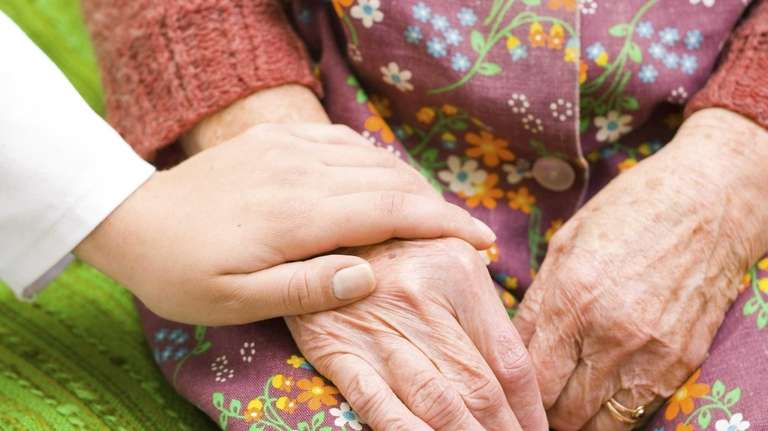 If an elderly relative, friend or acquaintance doesn't