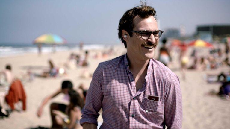 Joaquin Phoenix in a scene from