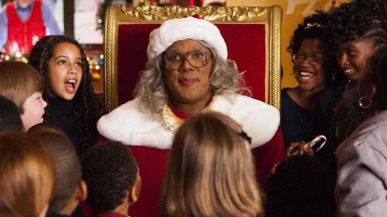 Tyler Perry stars as Madea in