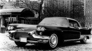 The 1958 Cadillac Eldorado featured the brand's beautiful