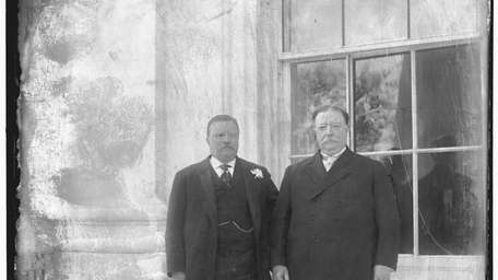 WILLIAM HOWARD TAFT, Cincinnati William Howard Taft, right,