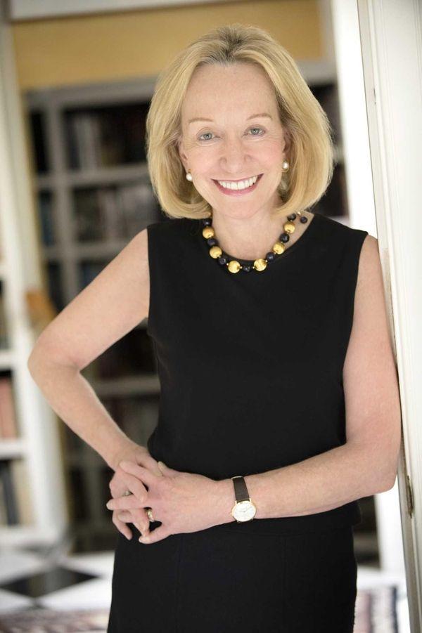 Doris Kearns Goodwin, author of