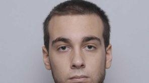 Nicholas Hansen, 23, faces a sentence of 5