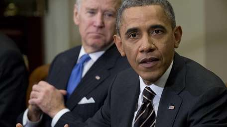 President Barack Obama and Vice President Joe Biden