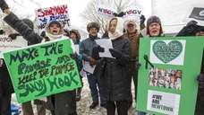 A Sandy Hook Remembrance Rally, hosted by New