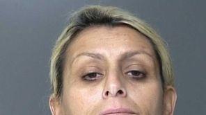 Lisa Ferkovich was arrested in front of her
